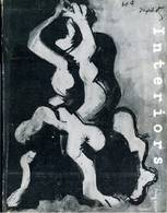 1950 INTERIORS ARCHITETTURA Numero Di Maggio Del 1950 Di Questa Importante Rivista Di Architettura, Arre-damento E Desig - Architettura/ Design