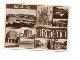 M8458 Umbria ORVIETO TERNI 1940 VIAGGIATA - Altre Città