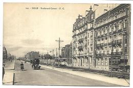 LILLE - Boulevard Carnot - Tramway - Lille