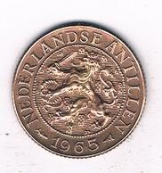 1 CENT 1965 NEDERLANDSE ANTILLEN /2797/ - Antilles Neérlandaises