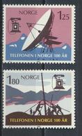 °°° NORGE NORWAY - Y&T N°771/72 - 1980 MNH °°° - Norvegia