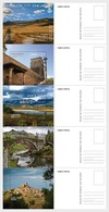 H01 Spain 2019 Charming Places Stamp Booklet - 1931-Heute: 2. Rep. - ... Juan Carlos I