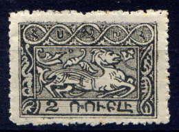 ARMENIE - 103(*) - BAS RELIEF A ANI - Arménie
