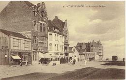 4 - COXYDE - Avenue De La Mer - Koksijde