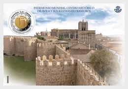 H01 Spain 2019 World Heritage Ávila MNH Postfrisch - 1931-Heute: 2. Rep. - ... Juan Carlos I