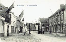 RUDDERVOORDE - Oostkamp - De Thouroutstraat - Oostkamp