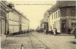 MESSINES - Rue Basse Et Institution Royale - Mesen