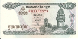 CAMBODGE 100 RIELS 1995 UNC P 41 A - Cambodia