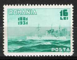 Romania 1931 Unif.404 **/MNH VF/F - Ungebraucht