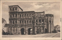 Ansichtskarte Trier Römisches Stadttor (Porta Nigra) 1917 - Trier