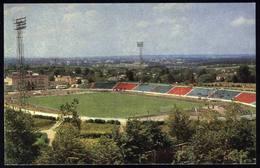 "Postcard. USSR. 1974. Belarus. Grodno. Stadium ""Krasnoe Znamya"" ( Red Banner) . Stade - Stadiums"