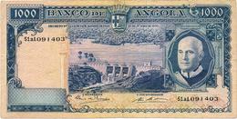«ANGOLA» 1.000$00  DE 10 DE JUNHO DE 1970 - Portugal