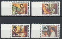 °°° BOPHUTHATSWANA - Y&T N°194/97 - 1987 MNH °°° - Bophuthatswana