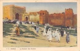 RABAT - La Kasbah Des Oudaïa - Rabat