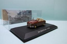 Ixo / Altaya - DE ROVIN D4 1950 Cabriolet Marron BO 1/43 - Andere