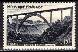 FRANCE 1952 -  Y.T. N° 928 - NEUF** /2 - France