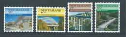 New Zealand 1985 Bridges Set 4 MNH - New Zealand