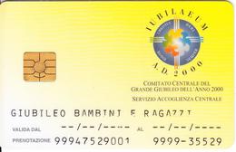 ITALY - IUBILAEUM A.D.2000 Christus Heri Hodie Semper, Used - Other