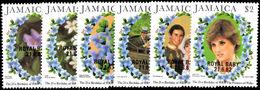 Jamaica 1982 Royal Baby Unmounted Mint. - Jamaica (1962-...)
