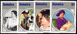 Jamaica 1985 Queen Mother Unmounted Mint. - Jamaica (1962-...)