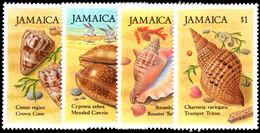 Jamaica 1987 Sea Shells Unmounted Mint. - Jamaica (1962-...)