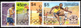 Jamaica 1988 Olympics Unmounted Mint. - Jamaica (1962-...)