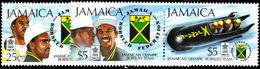Jamaica 1988 Jamaican Bobsledding Team Unmounted Mint. - Jamaica (1962-...)