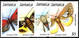 Jamaica 1989 Jamaican Moths Unmounted Mint. - Jamaica (1962-...)