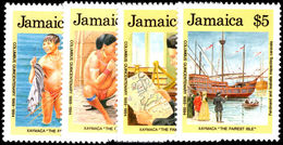 Jamaica 1989 Discovery Of America Unmounted Mint. - Jamaica (1962-...)