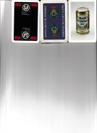 3 BARAJAS ESPAÑOLAS, PLAYING CARDS DECK, DE S&P + CERVEZ GOLD BLÄTTER + STA. CRUZ TENERIFE - Barajas De Naipe