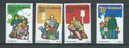 New Zealand 1981 Families Set 4 MNH - Nueva Zelanda