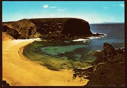 Lanzarote  -  Playas De Papagayo  -  Ansichtskarte Ca. 1980    (10354) - Lanzarote