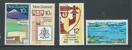 New Zealand 1978 Anniversaries Set Of 4 - Pair & 2 Singles - MNH - Unused Stamps