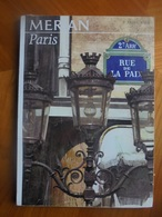 Ancien Livre Touristique MERIAN Paris 1969 (En Allemand) - Paris