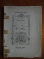 Ancien Livre Goethe Und Seine Zeit Karl Ernst HENRICI Berlin Janvier 1917 - Livres, BD, Revues