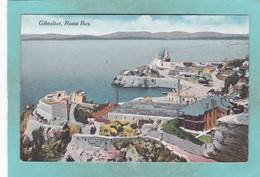 Small Post Card Of Rosia Bay,Gibraltar,K76. - Gibraltar
