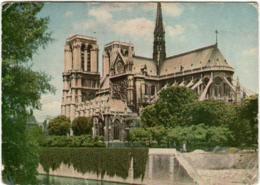 4KSL 315 PARIS - NOTRE DAME  (DIMENSIONS 10 X 15CM) - Notre Dame De Paris