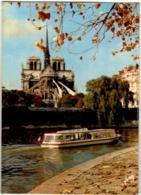 4KSL 443 PARIS - NOTRE DAME   (DIMENSIONS 10 X 15CM) - Notre Dame De Paris