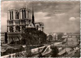 4KSL 527 PARIS - VUE GENERALE DE NOTRE DAME  (DIMENSIONS 10 X 15CM) - Notre Dame De Paris
