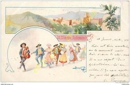 Un Mariage Auvergnat . - Francia