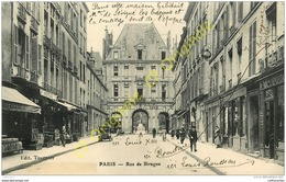 PARIS . Rue De Birague . - France