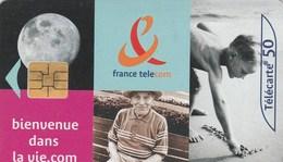 TELECARTE 50..... BIENVENUE DANS LA VIE.COM - Francia