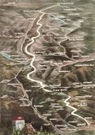 Route Des Crêtes De Cernay Au Col Du Bonhomme - Carte Géographique - CAD Willer-sur-Thur (68) - Cernay