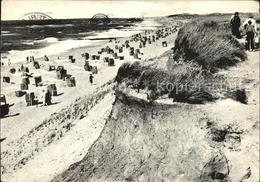 42594483 Sylt Kliffpartie Strand Insel Sylt - Sylt