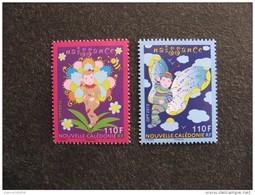 Nouvelle-Calédonie: TB Paire N°1190 Et N° 1191, Neufs XX . - Nuevos