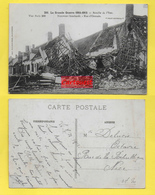 CPA ֎ Nieuwpoort/Nieuport,La Rue D'Ostende Gelopen Kaart ֎ - Nieuwpoort