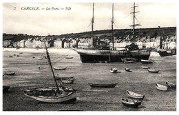 -35-CANCALE-le Port. - Cancale