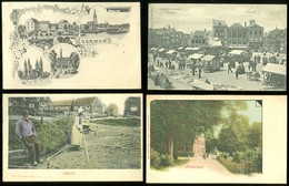 Beau Lot De 60 Cartes Postales Du Pays Bas      Mooi Lot Van 60 Postkaarten Van Nederland  Holland - 60 Scans - 5 - 99 Cartes