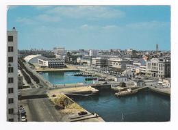 56 Lorient N°121 71 Bassin De Plaisance Palais Des Congrès Pelle Mécanique Sable Vers Peugeot 404 Citroën Ami 6 2CV DS - Lorient