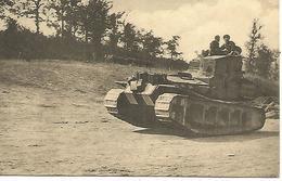 Char Anclais Whippet - Oorlog 1914-18